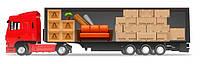 Доставка сборных грузов.