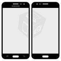 Защитное стекло корпуса для Samsung Galaxy J3 (2016) J320 H/DS, черное, оригинал