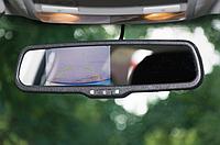 "Салонное зеркало заднего вида с 4,3"" монитором RVG-043LA"