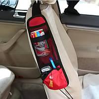Органайзер в авто на спинку сиденья боковой Оптом