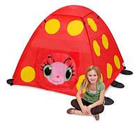 """Детская палатка """"Божья коровка Молли"""""""