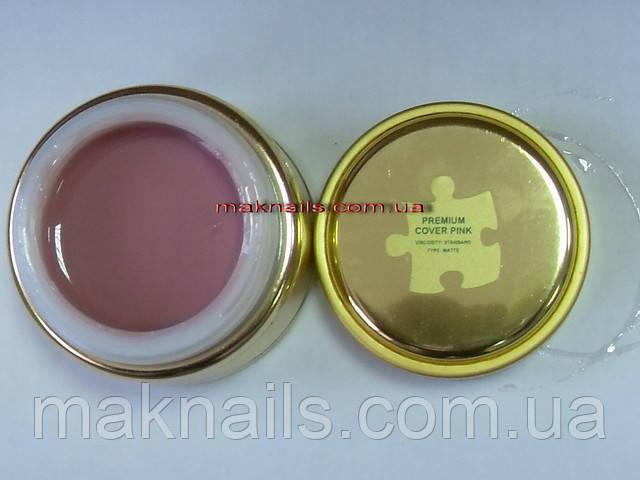Камуфлирующий гель Pemium Cover Pink Gel 30 мл.