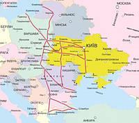 Через західну Україну хочуть прокласти трасу, що з'єднає одразу три моря