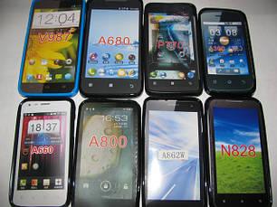 Силиконовые чехлы для мобильных телефонов