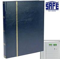 Альбом для марок SAFE - 32 страницы - А4 - белые страницы, фото 1