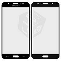 Защитное стекло корпуса для Samsung Galaxy J7 (2016) J710, черное, оригинал