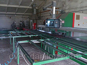 Полный Цех. Автоматическая сварочно-зачистная линия для производства металлопластиковых окон., фото 2