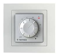 Термостат terneo rol unic (с рамкой Schneider Electric)