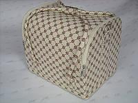 Бьюти-кейс. сумка для мастеров индустрии красоты . Коричневый ., фото 1
