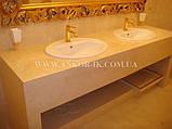Ванные комнаты из мрамора и гранита, фото 7