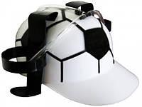 Шлем любителя пива «футбол»
