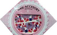 Фото-дизайн 1606 Сиреневые и розовые цветы