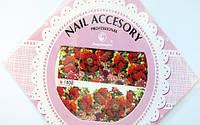 Фото-дизайн 1608 Розы и цветы