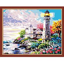Набор для раскрашивания картины Свет маяка