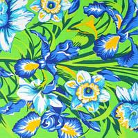 Ткань полотенечная вафельная набивная арт.130899 (ЗИН) 1589-2 40СМ