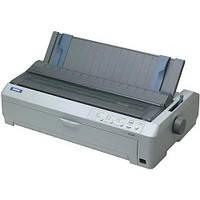 БУ Принтер матричный Epson FX-2190 (18pin, A3, LPT, USB ) (FX-2190)