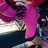 Тапочки сапожки женские оптом 36-40