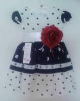 Платье для девочки 3-8 лет Diemaan  8115