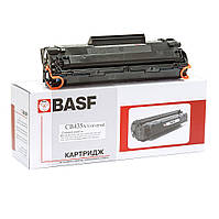 Аналог HP CB435A/CB436A/CE285A Картридж Совместимый (Неоригинальный) BASF (BASF-KT-CB435A)