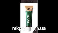 Краска для бровей и ресниц № 3 коричневая (15 ml)