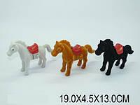 Лошадь заводная, 3 вида, в кор. 19х4х13 /288-2/