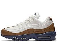Женские кроссовки Nike Air Max 95 Ale Brown, найк аир макс