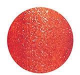 Гель лак Salon Professional № 153 прозрачный с золотистыми и красными микроблестками