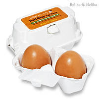 Holika Holika Red Clay Egg Soap  Мыло с красной глиной
