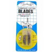 Сменные лезвия DAFA для кругового ножа CB-23 12шт