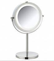 Зеркало увеличительное с LED подсветкой