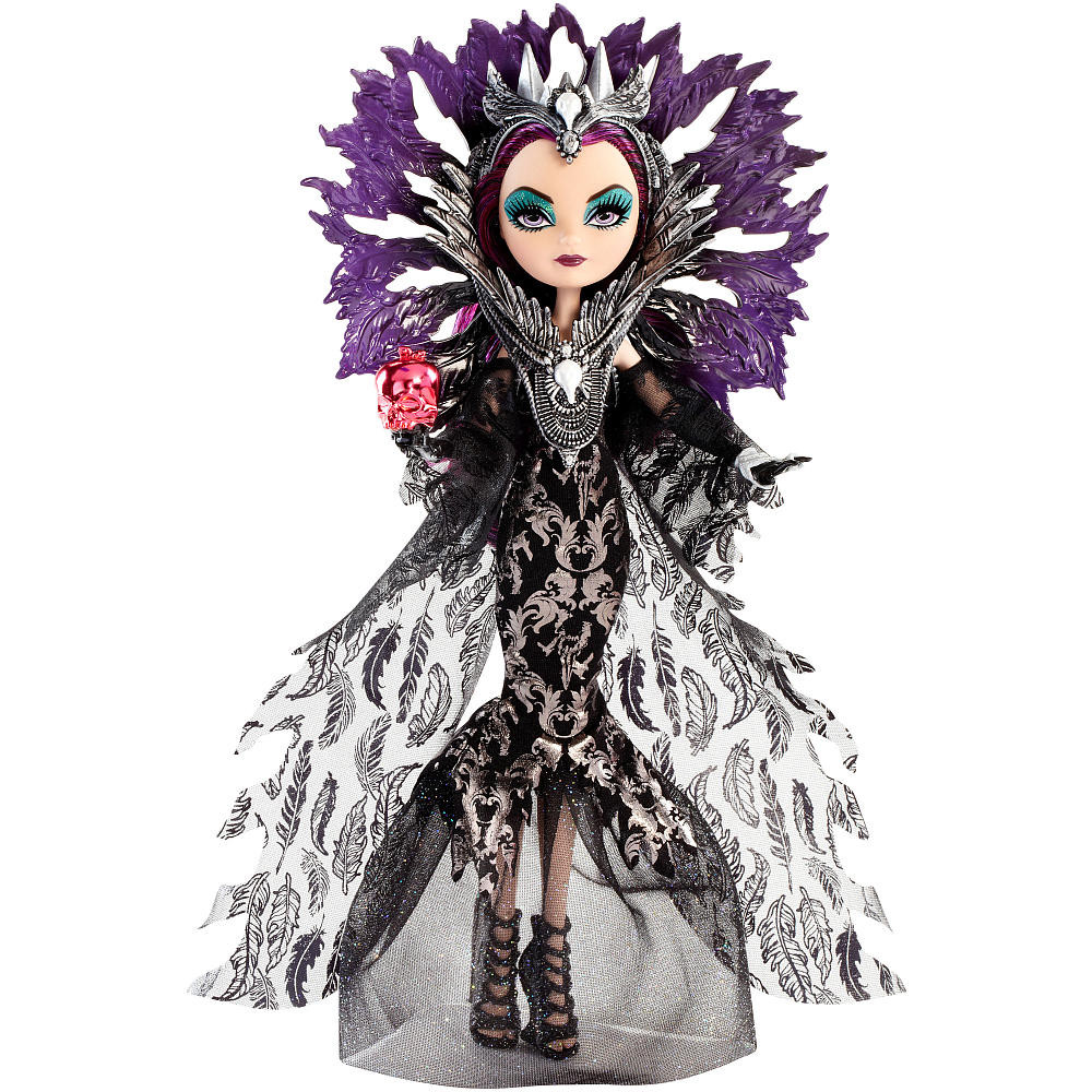 Ever After High Рейвен Квин злая королева Spellbinding Fashion Doll Raven Queen