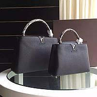 Женская сумка Louis Vuitton Capucines Original quality, фото 1