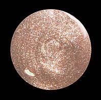Гель-лак для  ногтей № 198  SALON PROFESSIONAL  (CША)  золотисто-сиреневый  металлик