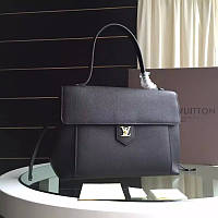 Женская сумка Louis Vuitton Calfskin Lockme PM, фото 1