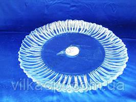 Блюдо стеклянное Аврора d 31 cm