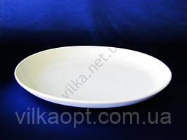 Блюдо керамическое овальное 36*27 cm. (ВТОРОЙ СОРТ)