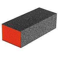 Баф для ногтей YRE Block Buffer Black 100 Грит
