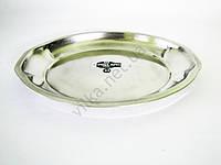 Блюдо глубокое нержавейка L 43 cm w 33 cm