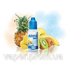 Заправочная жидкость Тропические Фрукты, 6 мг (Легкая). Aqua. 15 мл.