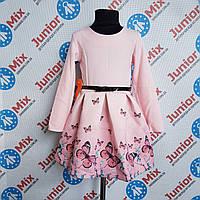 Платье на девочку нарядное MARTEX.ПОЛЬША.