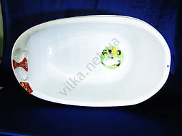 Ванночка детская В-118 - 85 х 48 х 21 см.