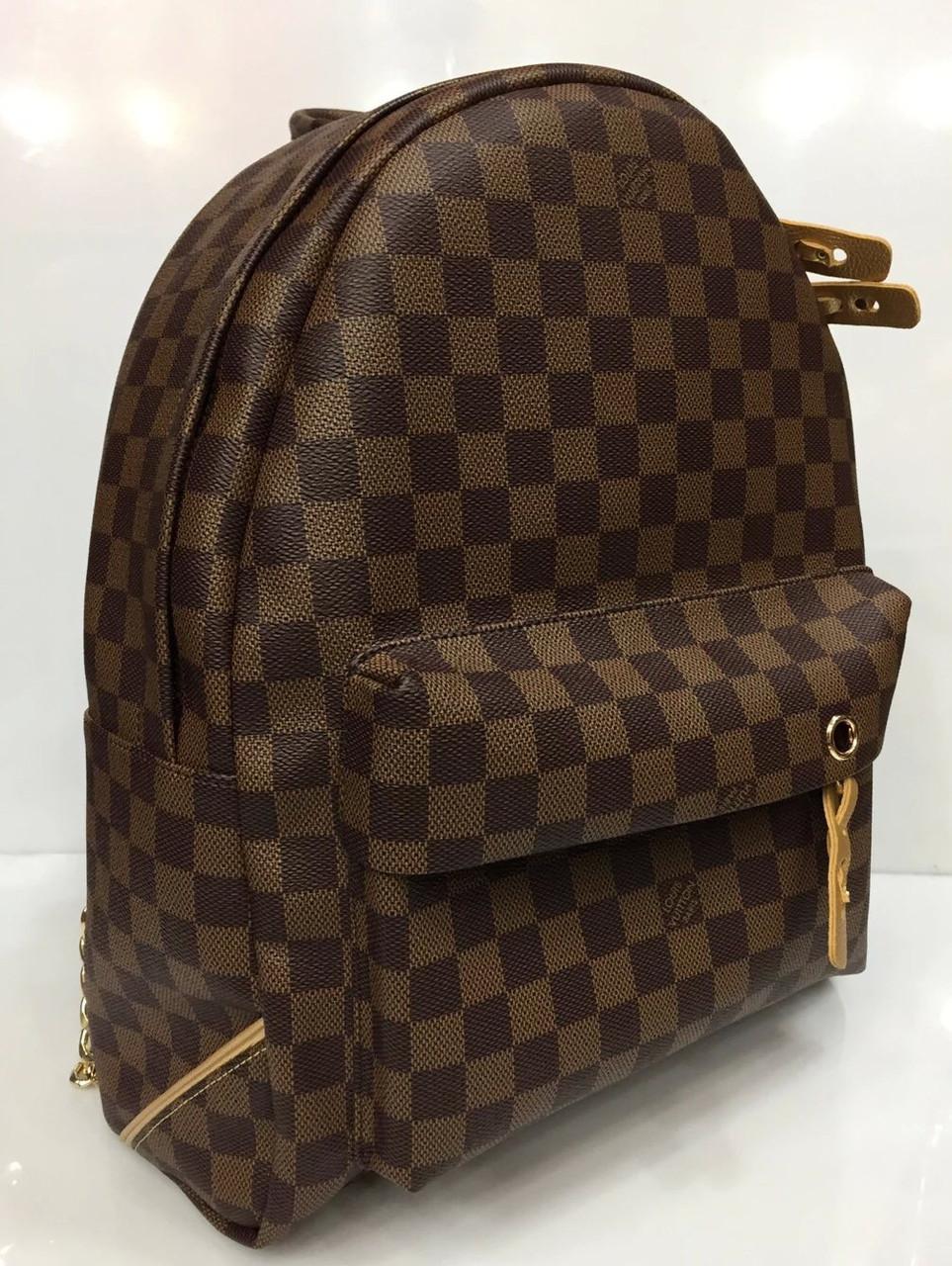 Женский рюкзак из кожзаменителя Louis Vuitton