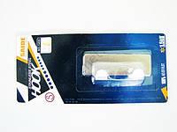 Вешалка металлическая на липучке два крючка