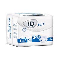 Подгузники iD Expert Slip Plus Extra Large в талии 120-170 см (14 шт.)