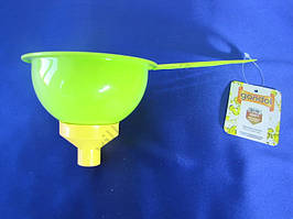 Воронка с ситом GONDOL-138, d 11,5cm, L 23,5cm