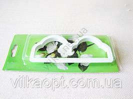 Вырубка кондитерская для мастики 14579 - 15 х 6 см.