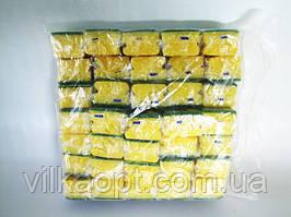 Губка Accord для посуды, 8,5cm x 6cm (35 шт. в упаковке)