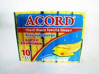 Губка  Accord  для посуды 02380