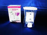 Дозатор для жидкого мыла  500 мл.  Zambak №180