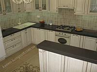 Столешницы для кухни из искусственного литьевого камня